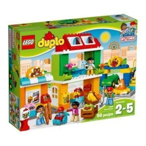 LEGO DUPLO Kaupungin tori 10836