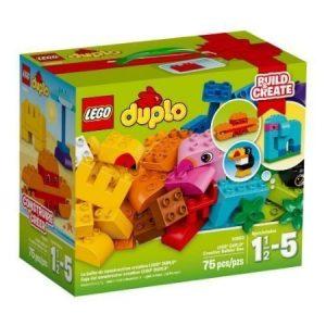 LEGO DUPLO Luovan rakentajan laatikko 10853