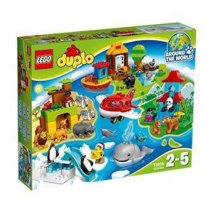 LEGO DUPLO Maailman ympäri