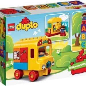 LEGO DUPLO My First Ensimmäinen bussi