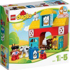 LEGO DUPLO My First Ensimmäinen maatilani