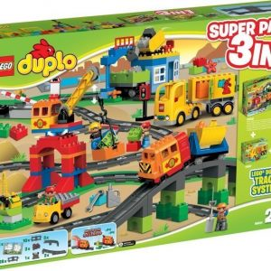 LEGO DUPLO Town 3 in 1 Cargo Transport Value Pack
