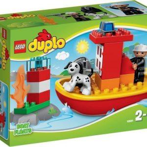 LEGO DUPLO Town Sammutusvene