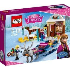 LEGO Disney Princess Annan ja Kristoffin rekiseikkailu