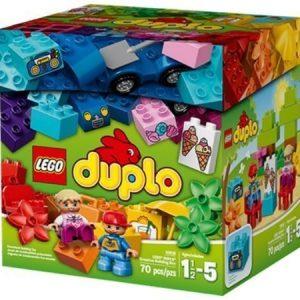 LEGO Duplo Luova rakennuslaatikko