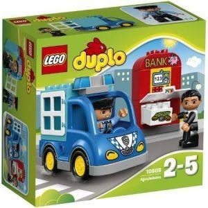 LEGO Duplo Poliisipartio