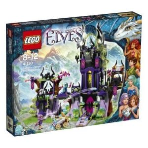 LEGO ELVES Raganan taianomainen varjolinna