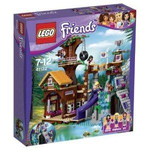 LEGO FRIENDS Seikkailuleirin puumaja
