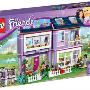 LEGO Friends 41095 Emman talo