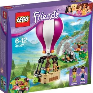LEGO Friends 41097 Heartlaken kuumailmapallo