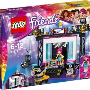 LEGO Friends 41117 Poptähden TV-studio