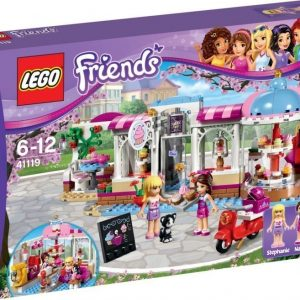 LEGO Friends 41119 Heartlaken kuppikakkukahvila