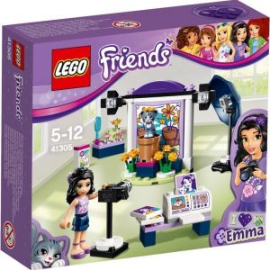 LEGO Friends 41305 Emman valokuvausstudio
