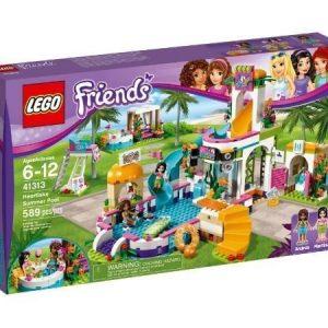 LEGO Friends Heartlaken kesäuima-allas 41313