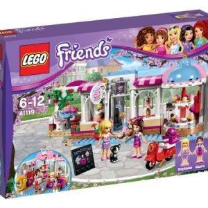 LEGO Friends Heartlaken kuppikakkukahvila