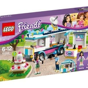 LEGO Friends Heartlaken uutisauto