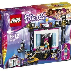 LEGO Friends Poptähden TV-studio
