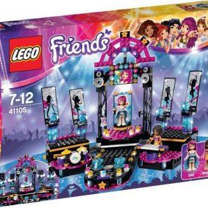 LEGO Friends Poptähden esiintymislava