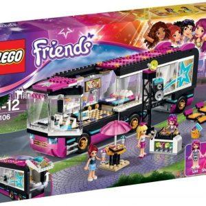 LEGO Friends Poptähden keikkabussi