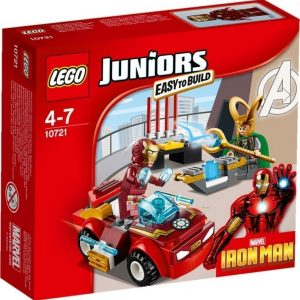 LEGO Juniors 10721 Iron Man vastaan Loki