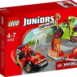 LEGO Juniors 10722 Käärmetaistelu