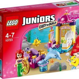 LEGO Juniors 10723 Prinsessa Arielin delfiinivaunut