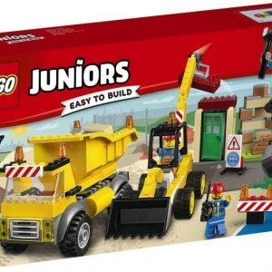 LEGO Juniors 10734 Purkutyömaa