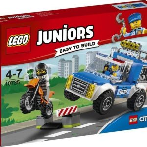 LEGO Juniors 10735 Poliisiauton takaa-ajo