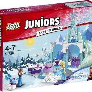LEGO Juniors 10736 Annan ja Elsan huurteinen leikkipaikka