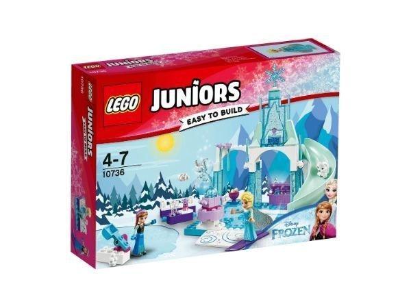 LEGO Juniors Annan ja Elsan Huurteinen leikkikenttä 10736