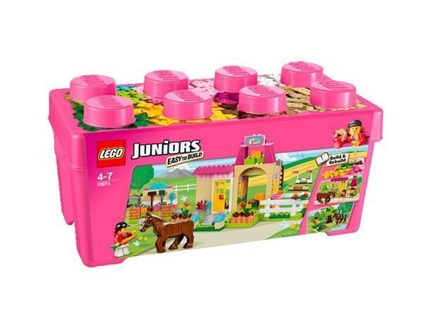 LEGO Juniors Ponitalli