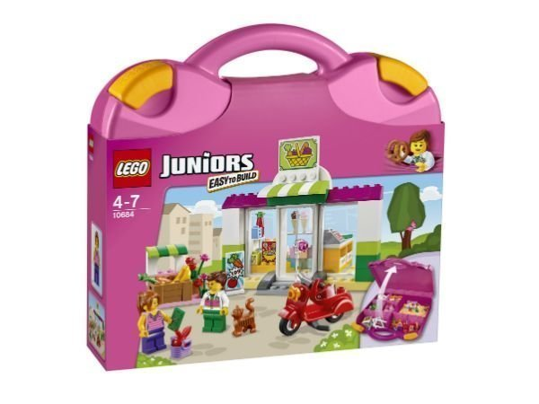LEGO Juniors Supermarkettisalkku