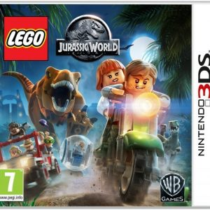 LEGO Jurassic World (3DS)