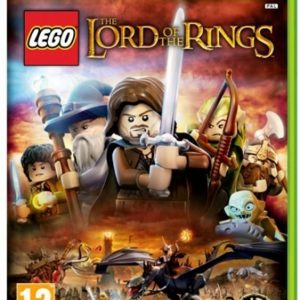 LEGO Lord of the Rings Classics (Xbox 360)