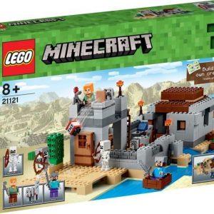 LEGO Minecraft Aavikkolinnake