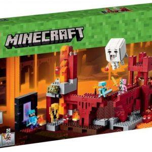 LEGO Minecraft Nether-linnake