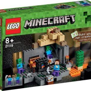 LEGO Minecraft Vankityrmä