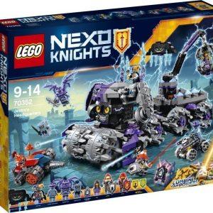 LEGO NEXO KNIGHTS 70352 Jestron Äärimmäisen hirveä hyökkäystuhoaja (H.E.A.D.)