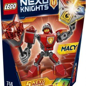 LEGO NEXO KNIGHTS 70363 Taistelupukuinen Macy