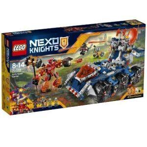 LEGO NEXO KNIGHTS Axlin tornitankki