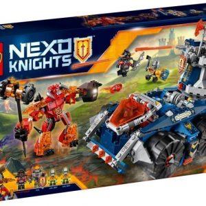 LEGO NEXO KNIGHTS Axln tornitankki