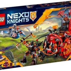 LEGO NEXO KNIGHTS Jestron hirmupeli