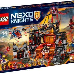 LEGO NEXO KNIGHTS Jestron tulivuoriluola