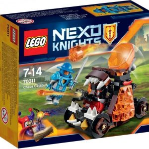 LEGO NEXO KNIGHTS Kaaoskatapultti