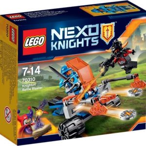 LEGO NEXO KNIGHTS Ritari ja taistelublaster