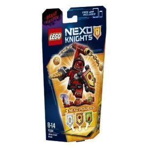 LEGO NEXO KNIGHTS Ultimate Petojen herra
