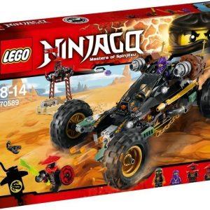 LEGO NINJAGO 70589 Vuoristomaasturi