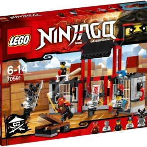 LEGO NINJAGO 70591 Pako Kryptarium-vankilasta