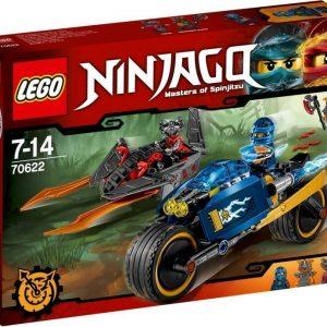 LEGO NINJAGO 70622 Aavikkosalama