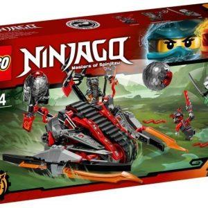 LEGO NINJAGO 70624 Punainen hyökkääjä
